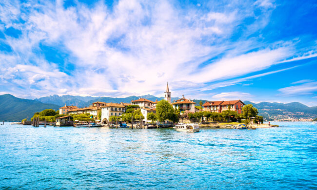 Tappa sul Lago Maggiore e visita all'Isola dei Pescatori