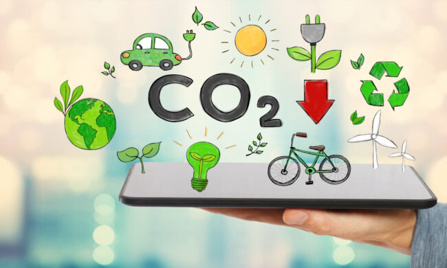 Vivere a zero emissioni di CO2, istruzioni per l'uso VIDEO