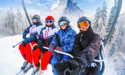 Vacanze invernali: sempre più italiani in montagna grazie alle offerte online