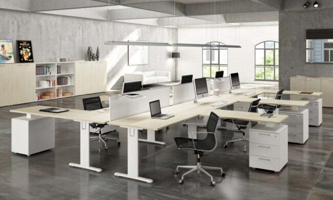 Perché e come curare l'arredo ufficio: guida alla produttività