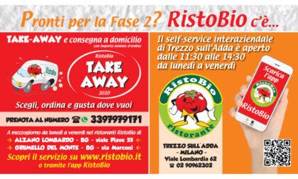 """Ristoranti self-service """"RistoBio"""": al lavoro anche in Covid-19 """"fase2"""""""