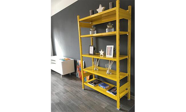 Più organizzazione in casa e azienda: gli scaffali metallici, quali scegliere e perché