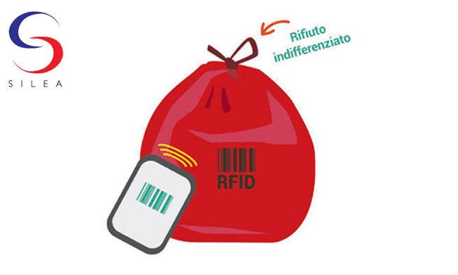 Misurazione puntuale: al via il nuovo sacco rosso per il rifiuto indifferenziato