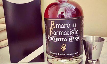 Amaro del Farmacista, è arrivata l'Etichetta Nera