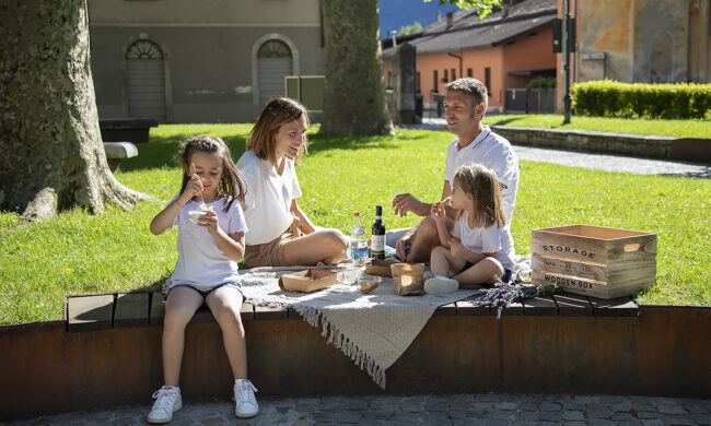 Novità estate 2020: pic-nic gourmet in Valchiavenna VIDEO