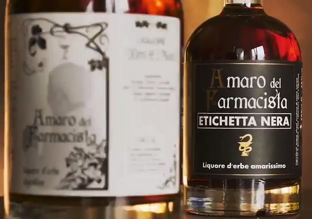Amaro del Farmacista Etichetta Nera