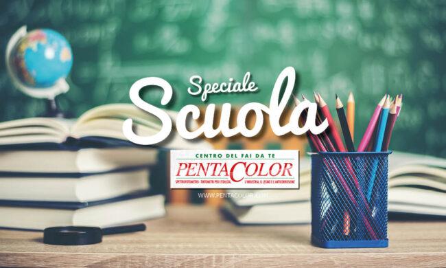 Le offerte di PentaColor per la scuola