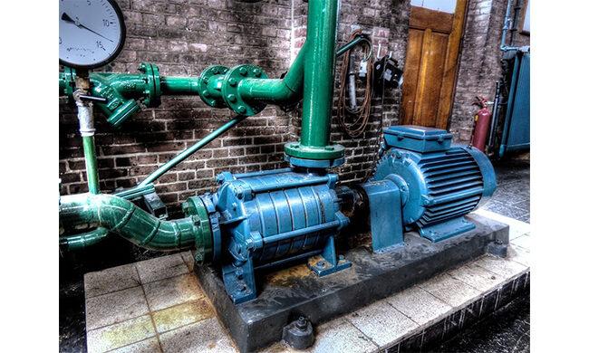 I processi chimici delle pompe centrifughe