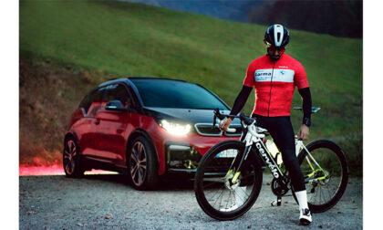 Everesting: Massimiliano Guzzetti e BMW i3s vincono la sfida