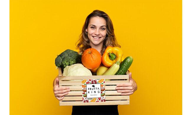 Spesa online, frutta e verdura direttamente a casa tua