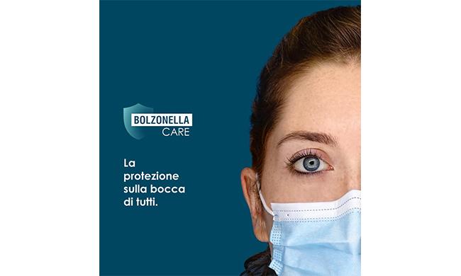 Protezione massima con i dispositivi Anti-Covid Bolzonella Care