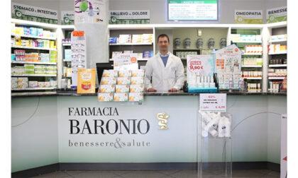 Farmacia Baronio, esami e analisi a due passi da casa