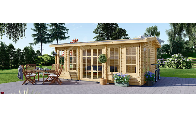 Idee, utilizzi e vantaggi di costruire una dependance in giardino