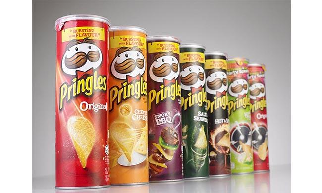 Pringles: quali sono i gusti preferiti dagli italiani?
